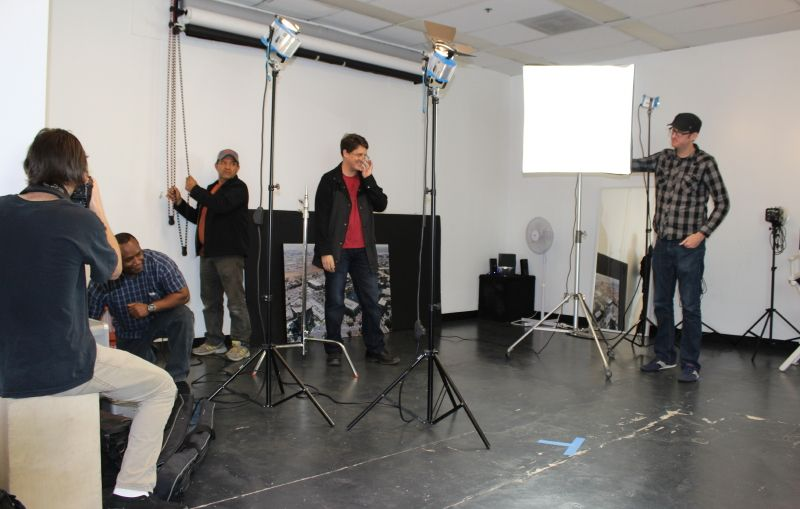 Video Production for Bud Light Commercial Competition led by Dr. Scot Trodick